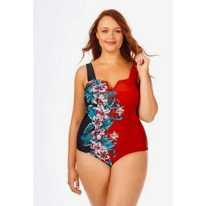 Raisins Curve $92 Malaga One Piece Swimsuit